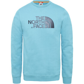 The North Face Drew Peak Crew Pullover Men storm blue